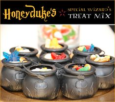 Harry Potter Birthday Party Ideas