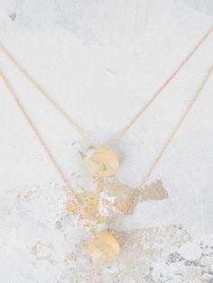 Altar'd State Double Chain and Stone Necklace | Altar'd State