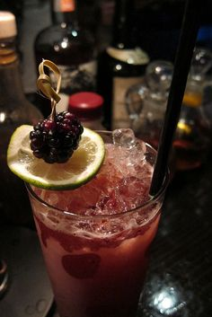 Cana Rum Bar: Texas Early by Guzzle & Nosh, via Flickr