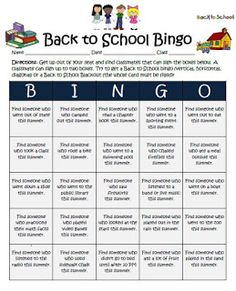 Some great back to school ideas in this post!  Stop and see!