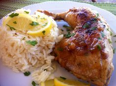 Lemon Recipes - Crispy Chicken Casserole Recipe with Creamy Lemon Sauce #recipe #food #lemon #chicken #lunch #dinner #casserole #lemonrecipe #quickmeal #lightdinner