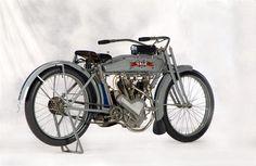 yale motorcycle | 1914 YALE MOTORCYCLE - Barrett-Jackson Auction Company - World's ...