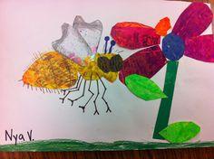 Drip, Drip, Splatter Splash- The Honeybee and the Robber