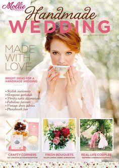 Mollie Makes Magazine Presents: Handmade Wedding