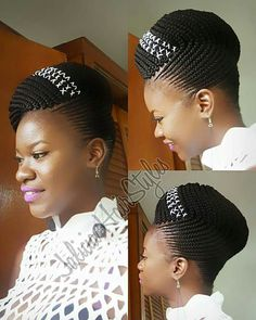 The Ancestral Braid Is Queen Of African Hairstyles Black Girl Braids, Braids For Black Hair, Girls Braids, Natural Hair Braids, Natural Hair Styles, Short Hair Styles, African Braids Hairstyles, Braided Hairstyles, Braided Updo