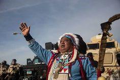 Prayer Ceremony, Standing Rock!