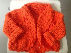 Oranje...favoriete kleur van mijn kleindochter