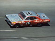 #16 Bobby Allison - 1961 Ford Mercury Cyclone