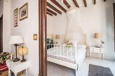 Beautiful bright bedroom.
