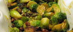 Honing mosterd spruitjes | Lekker Tafelen