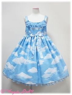 Lolibrary | Angelic Pretty - JSK - Misty Sky JSK (2013)