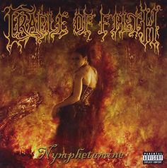 Cradle of Filth - Nymphetamine (ROADRUNNER)