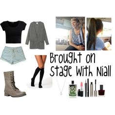 Disregarding the whole One Direction theme, I love the outfit.