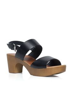 Just bought these adorable platform sandals!  Hello, warm weather : )