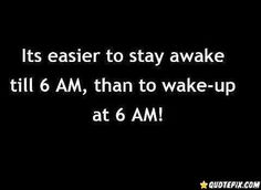 It use to be easier to Stay Awake, now neither works well for me.