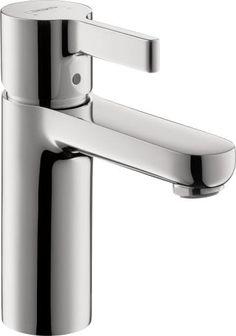 Hansgrohe Metris S Single Hole Lavatory Faucet