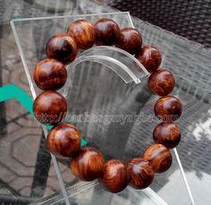Vòng tay gỗ sưa đỏ vân hiếm phong thủy Beaded Bracelets, Pearl Bracelets