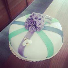pasta cake