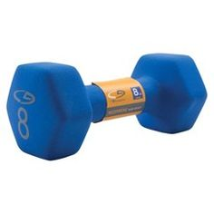 C9 Neoprene - Hand Weight - Basic Hex - 8lb
