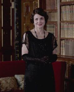 Downton Abbey, Cora.