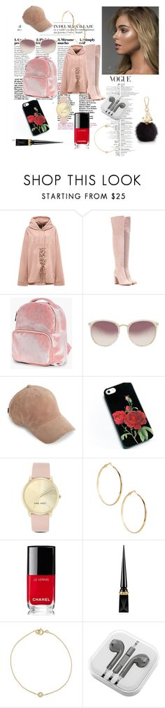 """""""Untitled #175"""" by estersc ❤ liked on Polyvore featuring Gianvito Rossi, Boohoo, Linda Farrow, rag & bone, Nine West, GUESS by Marciano, Chanel, Christian Louboutin, PhunkeeTree and Furla"""