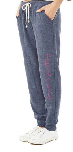 Run far girl jogger sweatpants