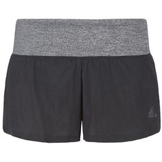 Adidas Woven Shorts (£43) ❤ liked on Polyvore featuring shorts, bottoms, activewear, adidas and athletic