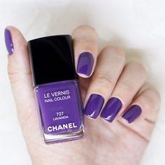 Chanel 727 Lavanda