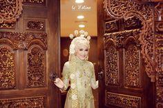 Bella & Khairul - Javanese & Palembangnese Wedding by Le Motion - 015