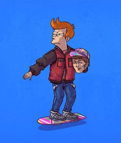 McFly x Fry