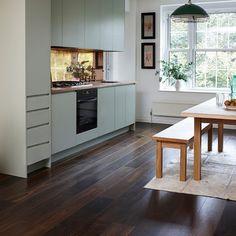 Tones of wood | Wondrous ways with wood flooring | housetohome.co.uk