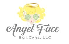 logo design for Angel Face SkinCare by the logo boutique Skincare Logo, Kids Logo, Logo Design, Angel, Skin Care, Boutique, Logos, Children, Makeup