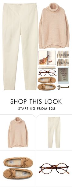 """Things We Lost In The Fire"" by annaclaraalvez ❤ liked on Polyvore featuring MANGO, Toast, Behance, G.H. Bass & Co. and Retrò"