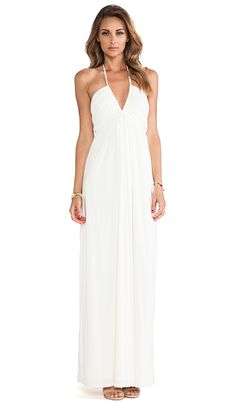halter maxi dress resort