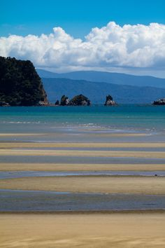 The magical Wainui Bay in Abel Tasmin