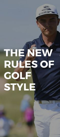 The New Rules of Golf Style – LIFESTYLE BY PS