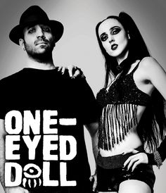 ONE-EYED DOLL Announces US Tour as Direct Support for OTEP