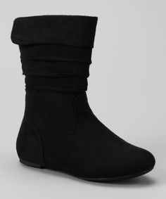 Take a look at this Black Love 99 Boot by Diamond Footwear on #zulily today!