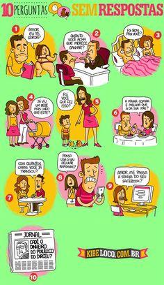 Satirinhas - Quadrinhos, tirinhas, curiosidades e muito mais! - Part 19