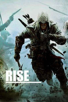 Connor - Assassin's Creed III