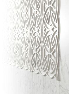 Marble wall/floor #tiles RONDO' by Kreoo | #design Enzo Berti @KreooDesign