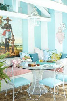Wonderful Summer Room.