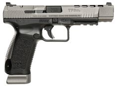 Century Arms Canik TP9SFX Special Forces Tungsten Grey 9mm Pistol 5.2 barrel 20+1Rd (HG3744G-N)