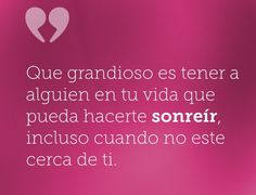 ¡Sonreír!  Inspírate con más frases en... http://www.1001consejos.com/frases-de-amor/