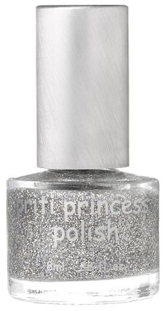 A favorite non-toxic nail polish for kids: The Prity NYC line of Prity Princess polishes in sparkles and fun candy colors.