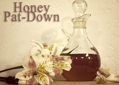 Use honey on the face and let sit for few minutes. then wash face with warm washcloth to remove black heads