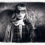 Mercedes Helnwein : Drawing the Darkness