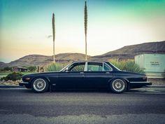 1985 Jaguar XJ6 Vanden Plas (low) $2000 - StanceWorks