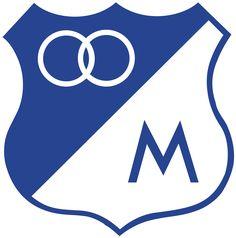 Millonarios FC, Categoría Primera A, Bogotá, Colombia Atari Logo, Fifa, Soccer, Football, Logos, Badges, 1, Tattoo, Football Squads
