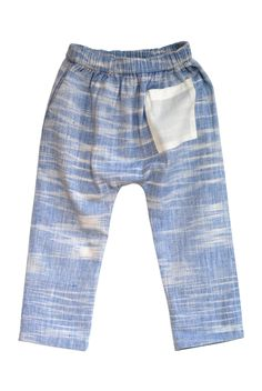 Khadi pants